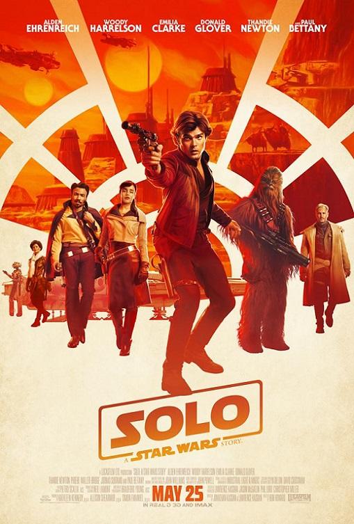SOLO : NOUVEAU TRAILER, NOUVELLE AFFICHE dans Star Wars 18040909221915263615658589