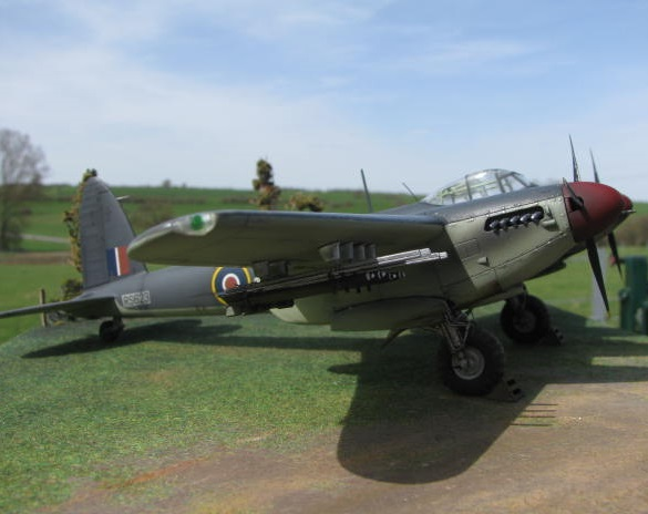 De Havilland Mosquito FB.VI 235 Sqn Monogram 1/48  18040909295823669015660203