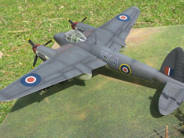 De Havilland Mosquito FB.VI 235 Sqn Monogram 1/48  18040909295923669015660205