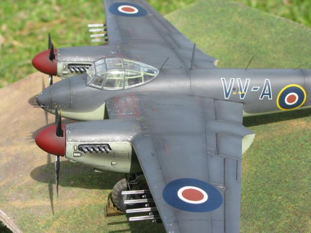 De Havilland Mosquito FB.VI 235 Sqn Monogram 1/48  18040909295923669015660206