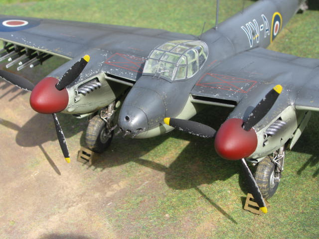 De Havilland Mosquito FB.VI 235 Sqn Monogram 1/48  18040909300023669015660207