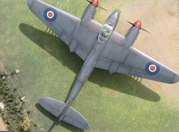 De Havilland Mosquito FB.VI 235 Sqn Monogram 1/48  18040909300023669015660209