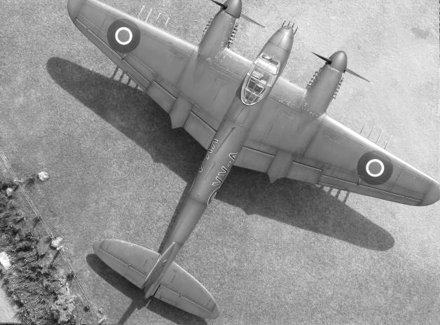 De Havilland Mosquito FB.VI 235 Sqn Monogram 1/48  18040909302023669015660213