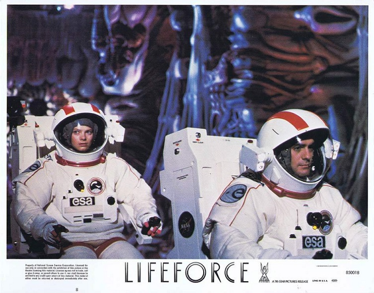 ALBUM PHOTO : LIFEFORCE (1985) dans ALBUM PHOTO 18041109493515263615662340