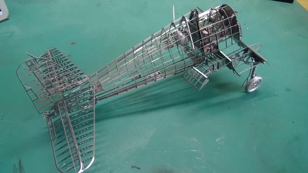 Grumman F6F-5 Hellcat 1/48e à poil ! TERMINE - Page 3 18041205195523134915664302