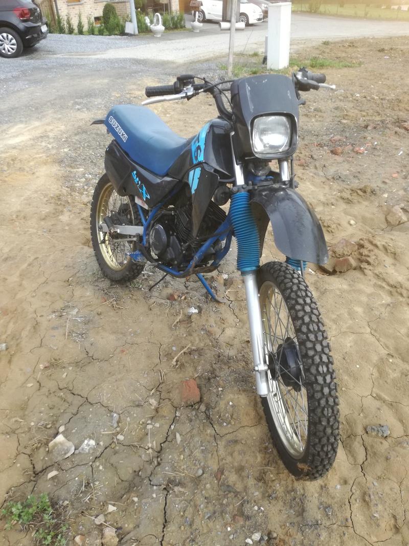 Suzuki Ts 50 18041402444023204415667317