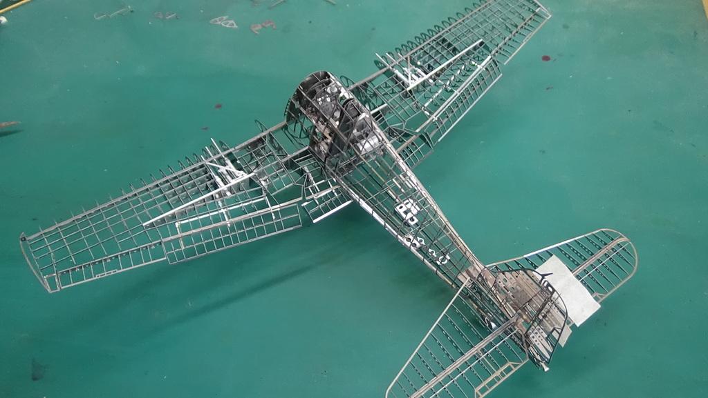 Grumman F6F-5 Hellcat 1/48e à poil ! TERMINE - Page 3 18041411450423134915668213