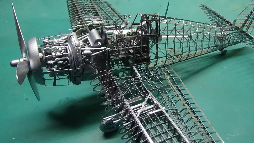 Grumman F6F-5 Hellcat 1/48e à poil ! TERMINE - Page 3 18041411504323134915668227