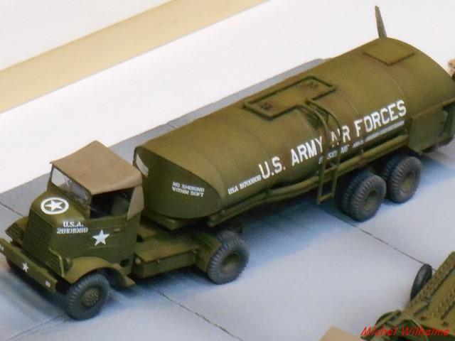 coffret  AIRFIX camions d'accompagnements   1804160856425625615670459