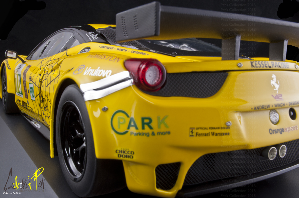 458 GTC #70 LMSe?ries 2