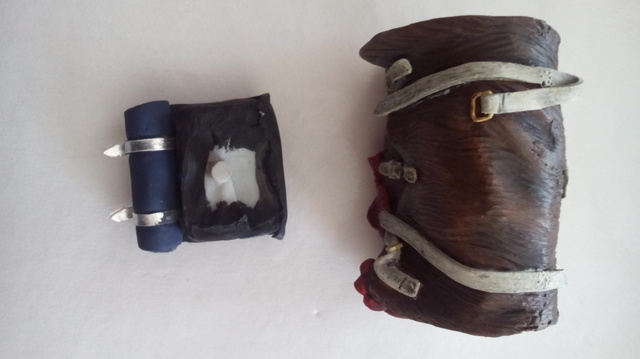 Debut à l'acrylique : buste de chez BonaparteMilitaryModels 18041806441723586315675429