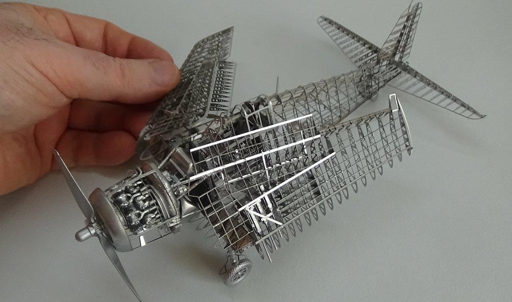 Grumman F6F-5 Hellcat 1/48e à poil ! TERMINE - Page 4 18041907481723134915676663