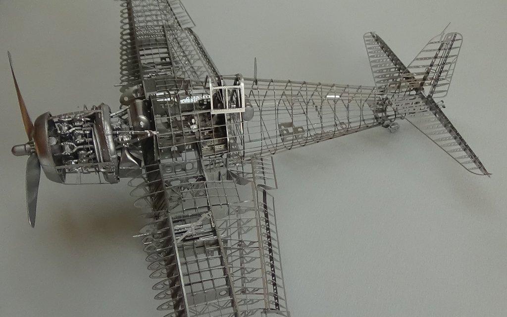 Grumman F6F-5 Hellcat 1/48e à poil ! TERMINE - Page 4 18041907484323134915676665