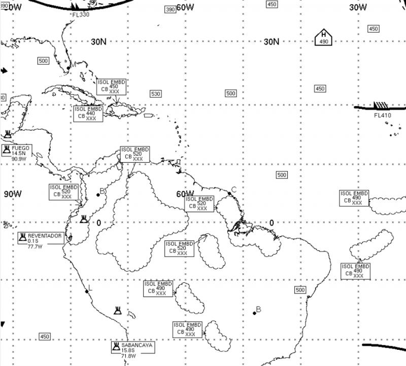 aéroweb agrandissement carte temsi antille guyane
