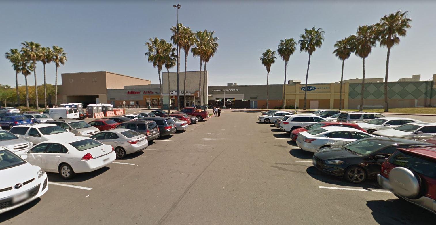 Great mall of Bay Area, San Jose.