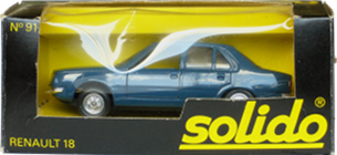 Renault 18 Solido