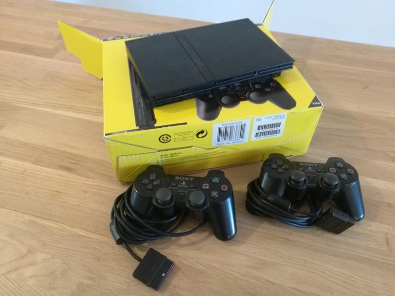 [VTE/ECH]Lot PS2, Notice Zapper gris FRA-1 Deluxe Set...!! 18042606582923938215686789