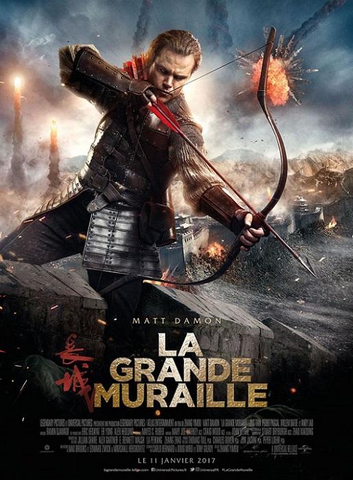 CRITIQUE EXPRESS : LA GRANDE MURAILLE dans Cinéma 18042608042215263615685853