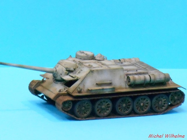 SU 85 M kit UM 1/72 1804300736055625615692018