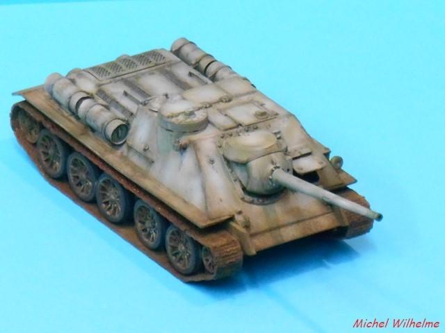 SU 85 M kit UM 1/72 1804300736165625615692021