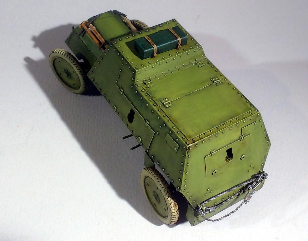 Automitrailleuse Russo Balt typeC 1914 au 1/35 (WW Modelstudio) - Page 2 18043009551023099315693402