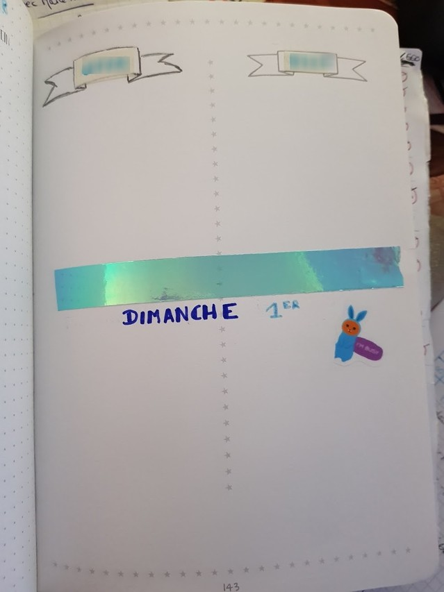 bullet journal lapin