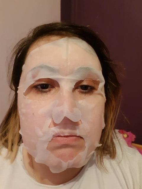 masque aloé etude house porté