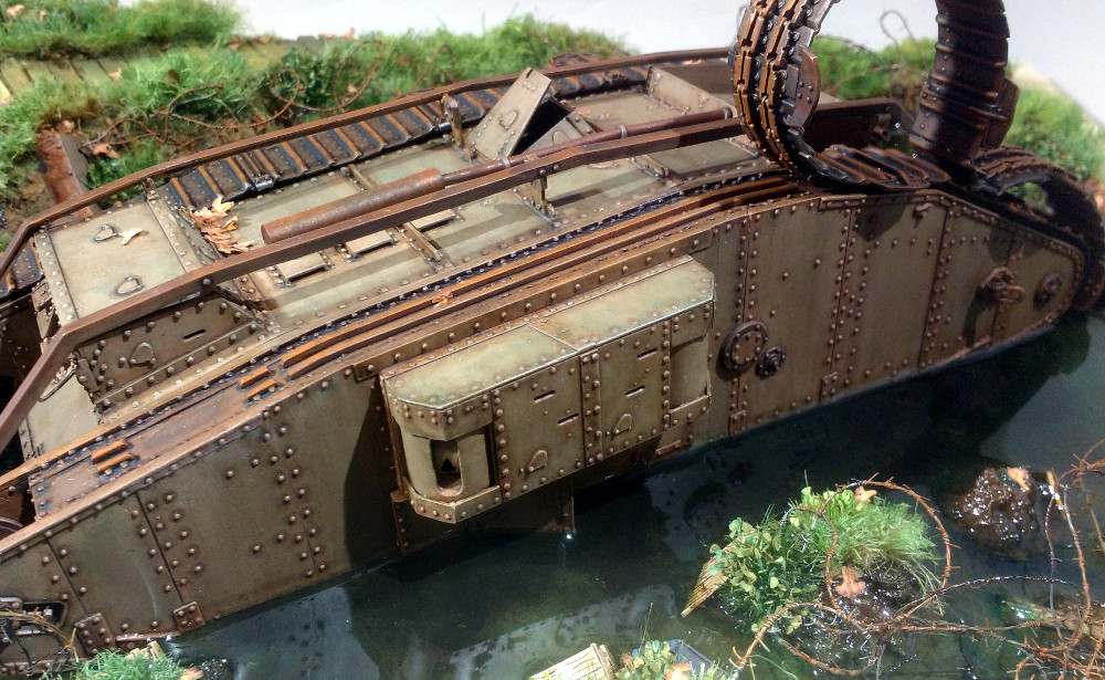 Tank MarkIV un mix Ehmar/Takom au 1/35 - Page 2 18050710280523099315703603