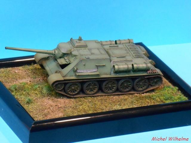 SU 85 M kit UM 1/72 1805090924145625615705995