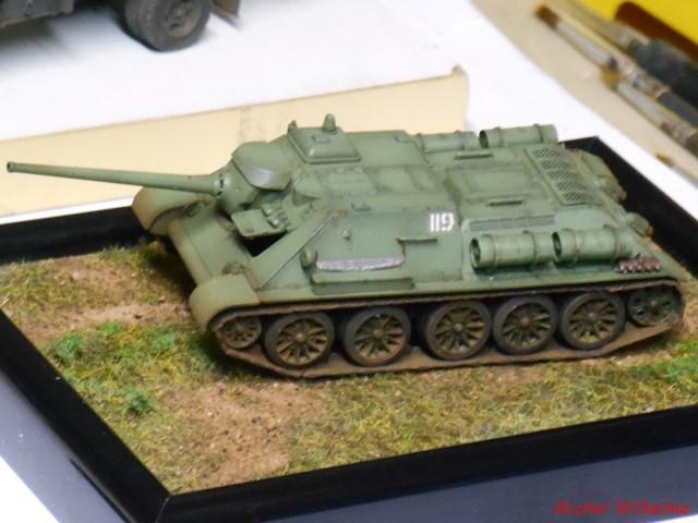 SU 85 M kit UM 1/72 1805090924325625615705999