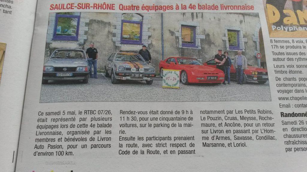 [26] 05/05/2018 - 4ème balade Livronnaise - Livron - Page 5 18051009090923632315706395