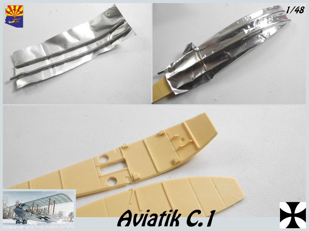 Aviatik B.II copper state models 1/48 18051010130723469215706422