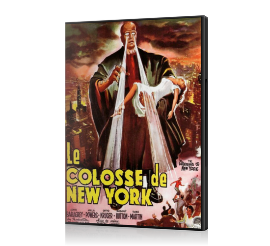 Le Colosse De New York (1958) (mHD 1080p VOSTFR)