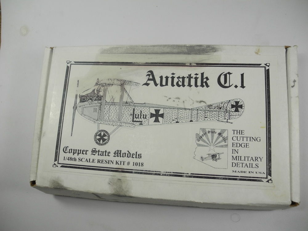 Aviatik B.II copper state models 1/48 18051012540723469215706255