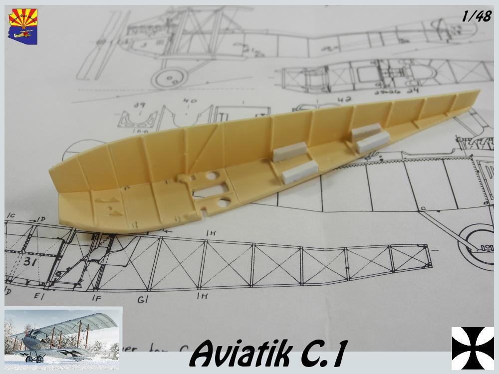 Aviatik B.II copper state models 1/48 18051209483423469215710062