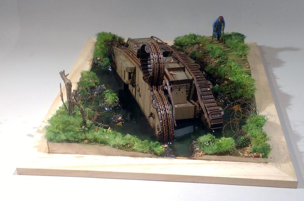 Un char MarkIV enlisé dans les Flandres en 1918 (1/35) - Page 2 18051301455323099315710219