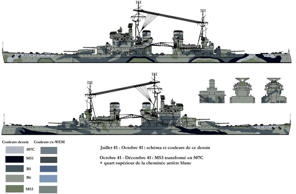 Prince of Wales 1/700 Flyhawk PE+ Pont en bois et Babioles  - Page 2 18051405540123134915712359