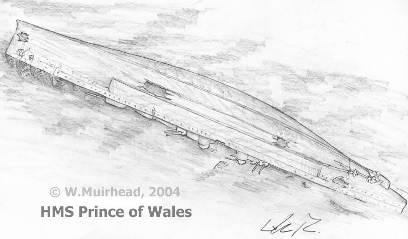 Prince of Wales 1/700 Flyhawk PE+ Pont en bois et Babioles  - Page 2 18051406250323134915712382