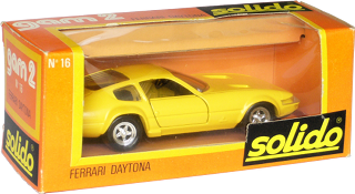 Ferrari 365 GTB4 Daytona Solido