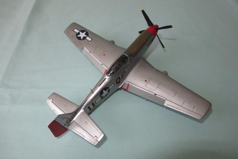 P-51D-25-NA 6 1/72ème - Tamiya 18051806044823822515718490