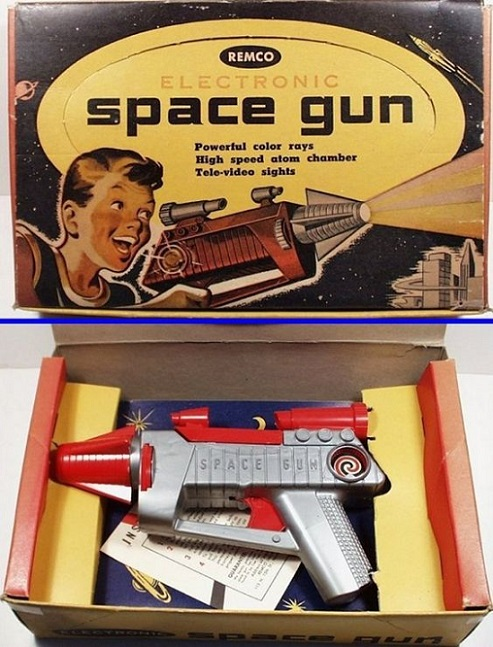 SPACETOYS - Electronic Space Gun dans Spacetoys 18052112432015263615722482