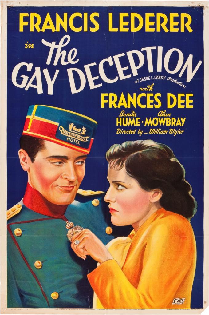 gay deception.
