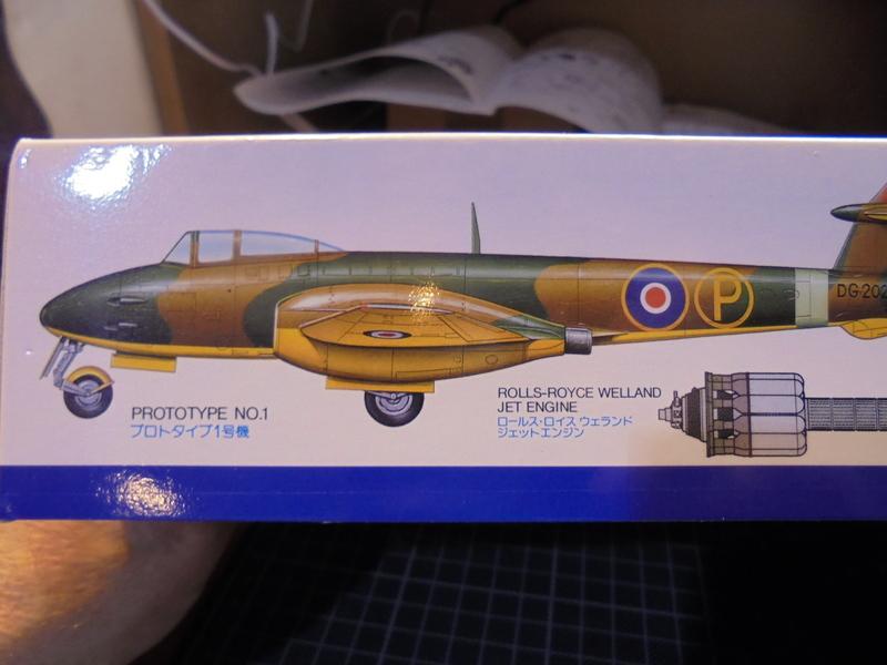 Gloster Meteor F-1 Tamiya 1/48 18052802501623669015733525