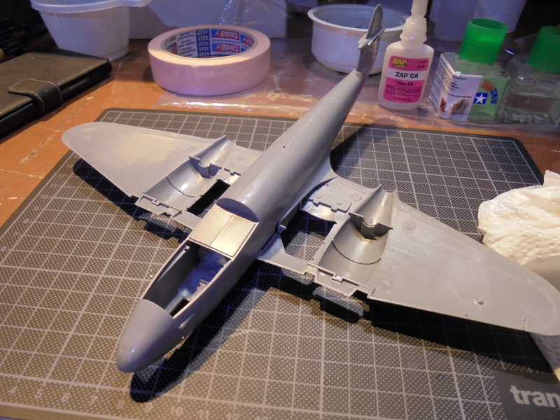 Gloster Meteor F-1 Tamiya 1/48 18052802503623669015733538