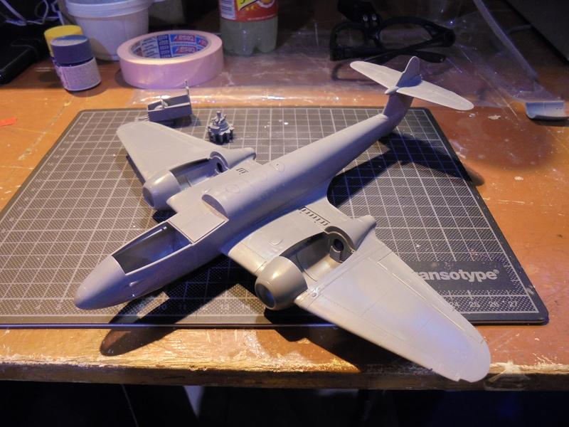 Gloster Meteor F-1 Tamiya 1/48 18052803015523669015733551