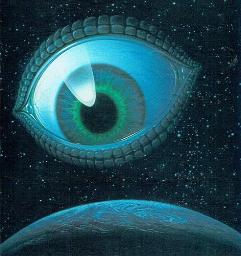 ALIEN'ART - Les yeux dans les yeux dans Alien'art 18053001202415263615736961