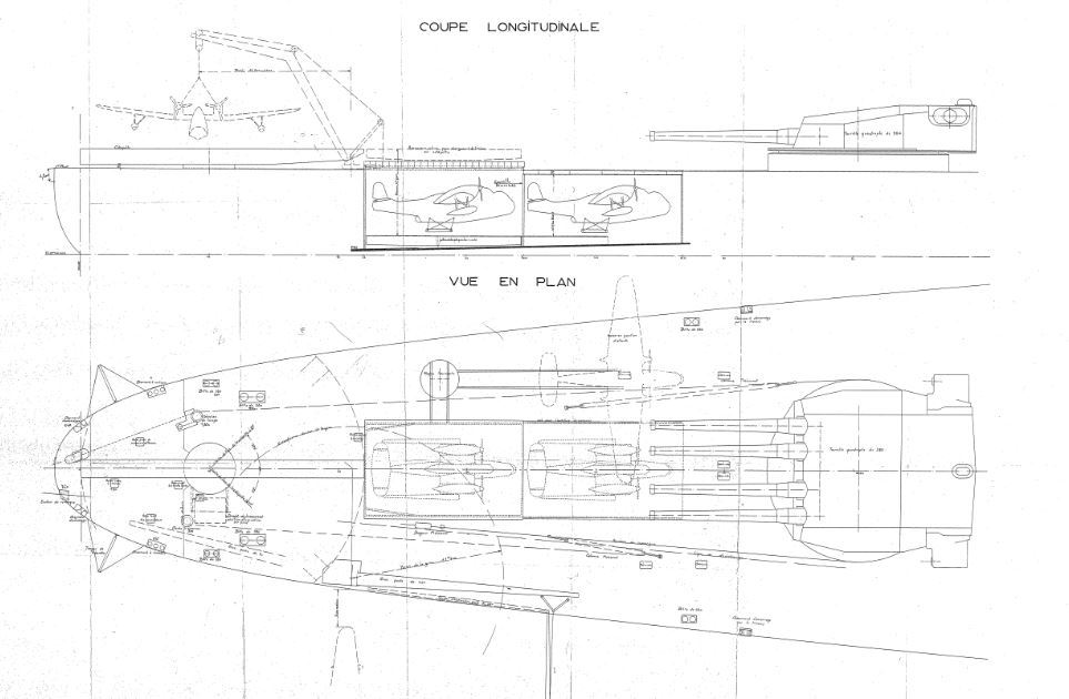 Projet fictif d'un porte avion Français inspiré du Joffre 18053009113923134915738038