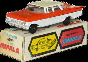 Chevrolet Impala Maxwell
