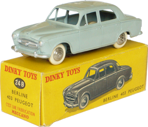 Peugeot 403 Dinky-Toys