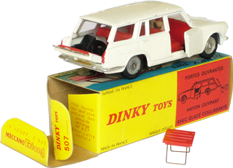 Simca 1500 break Dinky-Toys